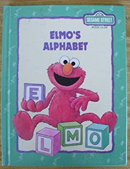 Elmo's alphabet - Book  of the Sesame Street Book Club