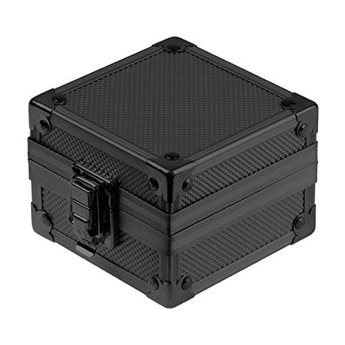 Infantry Uhr Box Uhrenbox Herren Single Grid Armband Box Geschenkbox Schmuckschatulle Mit Kissen Armbänder Bangles Armbanduhr Gehäuse Schwarz