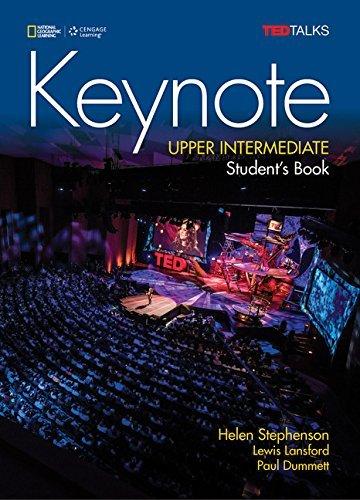 Keynote Upper Intermediate, Student's Book: B2 (inkl. DVD): Student's Book + DVD