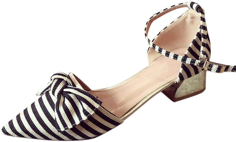 Wallhewb Caopixx Women Single shoes Vintage Outdoor Flat Heel shoes Round Toe Buckle Strap Casual Sneakers Skinny Soft Elegant Highten Increasing Joker Leg Length Comfortable Red US 6 shoes