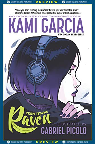 DC Graphic Novels for Young Adults Sneak Previews: Teen Titans: Raven (2020-) #1 (English Edition)