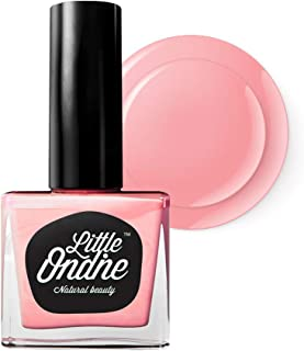 Little Ondine Peel off Fast Dry Zero Smell Non-toxic Natural Nail Polish (L070-Cherry Blossoms)