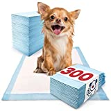 ValuePad Puppy Pads, Small 17x24 Inch, 300 Count - Training Pads for Dogs, Leak Resistant 5-Layer Design