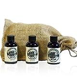 Beard Oil by Mountaineer Brand Variety Pack(3 2oz Bottles) | WV...