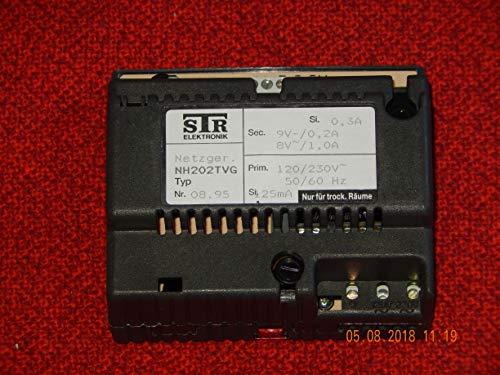 STR voeding NH202 TV-G m. versterker voor standaard intercominstallatie-gong
