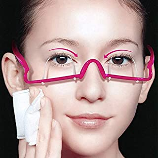 JINTONGJU DIY Magic Double Eyelid Trainer Magic Double Eyelid Glasses Makeup Tools Body