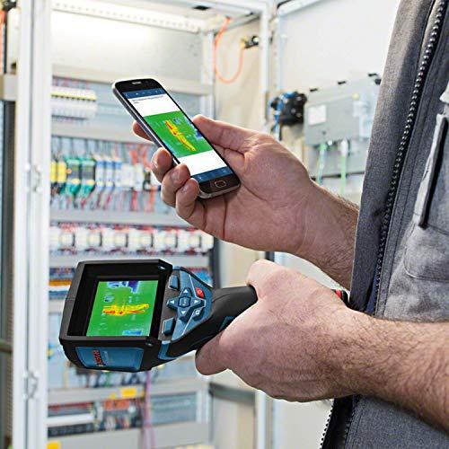 Bosch Professional Thermodetektor GTC 400 C - 8