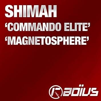 Commando Elite / Magnetosphere