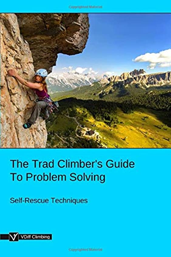 証明スカープ引き金The Trad Climber's Guide To Problem Solving: Self-Rescue Techniques
