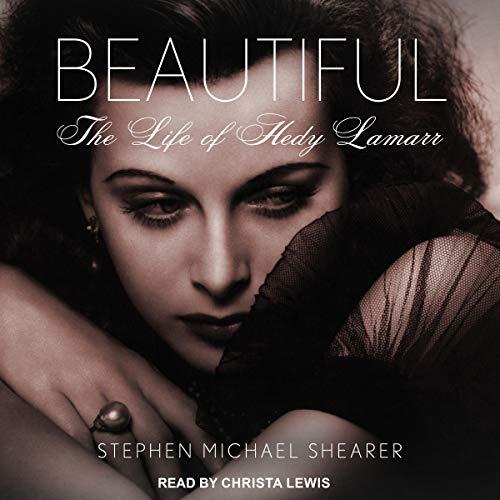 Beautiful Audiobook By Stephen Michael Shearer, Robert Osborne - foreword cover art