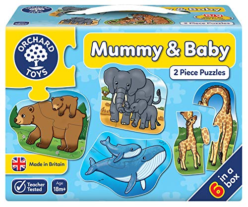 Orchard Toys Mummy & Baby , color/modelo surtido