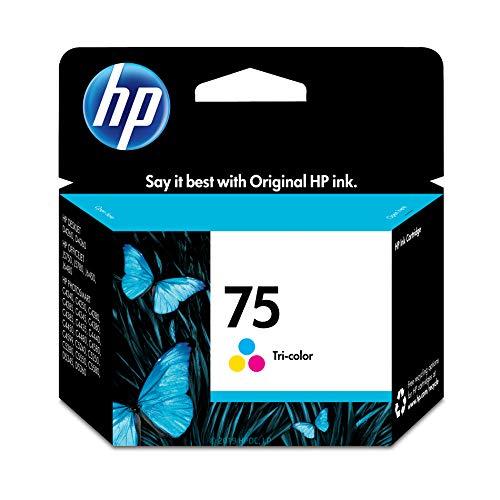 HP 75 | Ink Cartridge | Tri-color | CB337WN, 1 Size