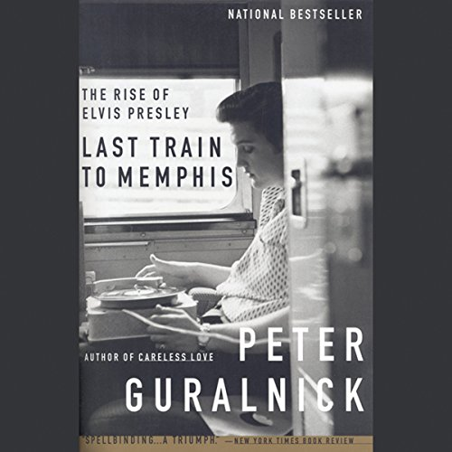 Last Train to Memphis audiobook cover art