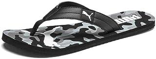PUMA Unisex's Cozy Flip Rebel Camo Sandals