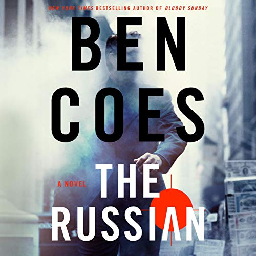 The Russian audiobook cover art