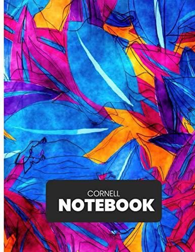 Cornell Notes Notebook: Stylish Modern College High School University Class Note Taker...