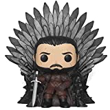 Lotoy Funko Pop Television : Game of Thrones - Jon Snow On Iron Throne Collectible Figure #72 Model...