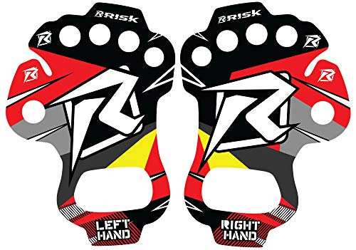 Risk Racing 00116 2 Jahre Hersteller, Schwarz