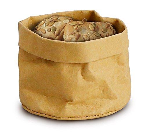 HENDI Papieren zakken - Beige - 170x170x(H)150 mm