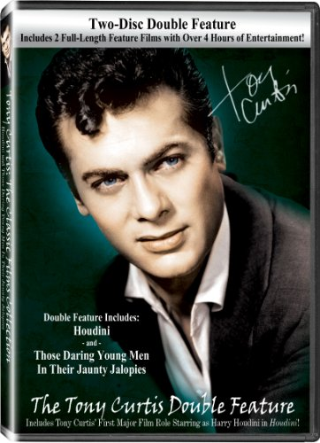 The Tony Curtis Double Feature with Houdini & Those Daring Young Men in Their Jaunty Jalopies
