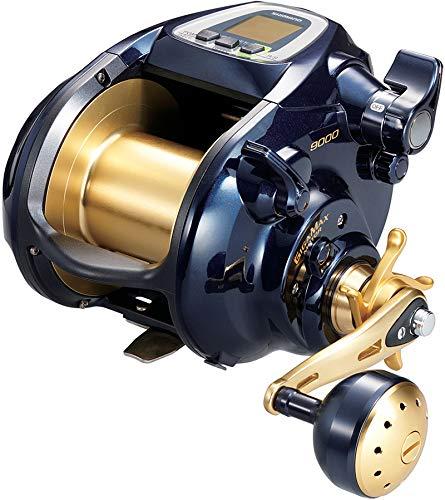 Japan-Shimano Moulinet Electrique Reel Beastmaster A 9000-1485g - R.3.1:1 - RETR.88cm - BK.25Kg - BM9000A