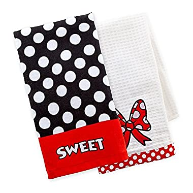 Disney Minnie Mouse Dish Towel Set