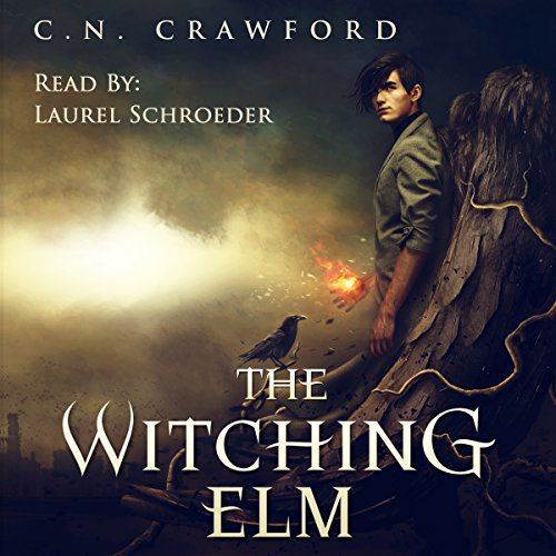 The Witching Elm audiobook cover art