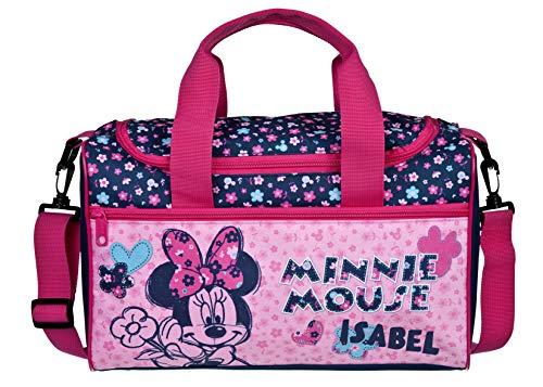 Disney Minnie Kindertasche 20497-2100 Kinder-Sporttasche Rosa 20 cm