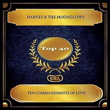 Ten Commandments Of Love (Billboard Hot 100 - No. 22)