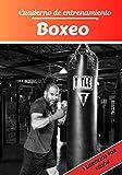Cuaderno de entrenamiento Boxeo: Planificación y seguimiento de las sesiones deportivas | Objetivos de ejercicio y entrenamiento para progresar | Pasión deportiva: Boxeo | Idea de regalo |