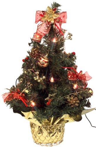 Weihnachtsbaum mit Beleuchtung, 45cm