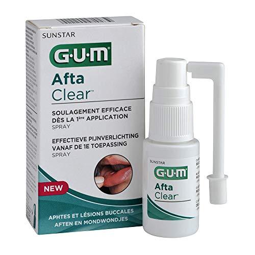 Gum Aftaclear Spray, 15ml