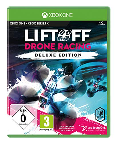 Liftoff: Drone Racing Deluxe Edition