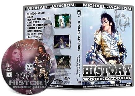 Michael Jackson History Tour Live In Munich 97 Dvd English