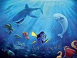 Zheng Diamond Painting Set - Poster Findet Nemo-Serie -