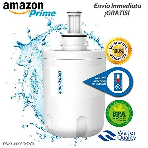 Cartuchos de filtrado para el agua marca SmartFilters