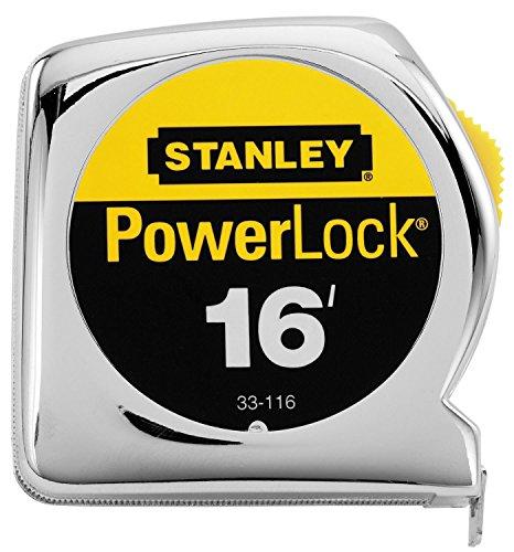 Stanley Hand Tools 33-116 3/4' X 16' PowerLock Professional Tape Measure