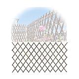 JIANFEI-Valla de jardín Valla De Madera, Barandilla Elástica para Balcón Al Aire Libre, Marco De Escalada De Vid De Planta De Rejilla, Decoración De Patio, 4 Tamaños (Size : 250X60CM)
