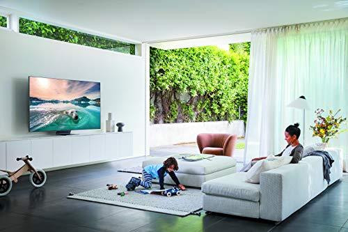 SAMSUNG 75-inch Class QLED Q90T Series - 4K UHD Direct Full Array 16X Quantum HDR 16X Smart TV with Alexa Built-in (QN75Q90TAFXZA, 2020 Model)