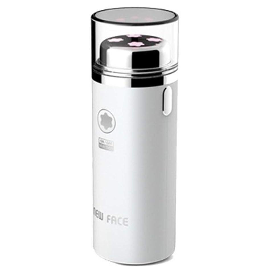 アダルト図書館アクセルエラニューフェイスガルバニックマイクロ振動イオンスキンマッサージャーEFM-2500ホワイト Elra New Face Galvanic Micro Vibration Ion Skin Massager EFM-2500 White [並行輸入品]