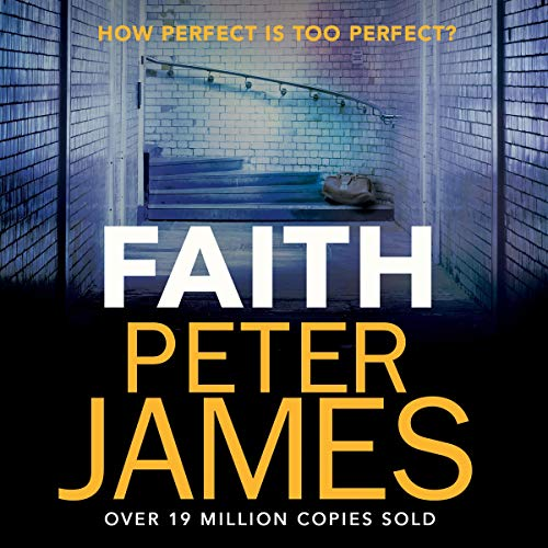 Faith audiobook cover art