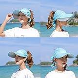 TYMDM Sombrero para el Sol Mujeres Imprimir Sombreros para E