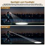 Immagine 2 lampada frontale led 2 pezzi