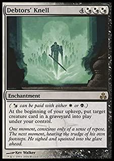 Magic: the Gathering - Debtors' Knell - Guildpact - Foil