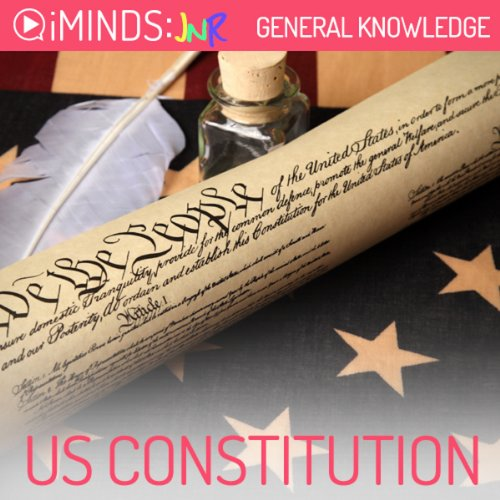 U.S. Constitution audiobook cover art