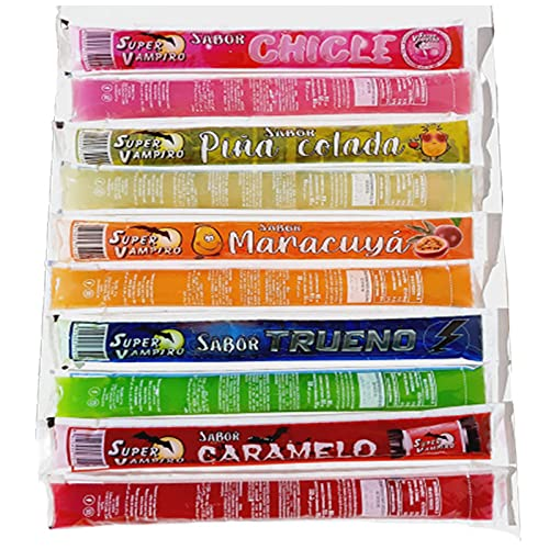 Polo Flash Caramelos El Turco - Caja 100 Unidades de 80ml