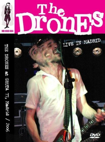 DRONES - LIVE IN MADRID by DRONES
