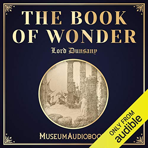 The Book of Wonder audiobook cover art