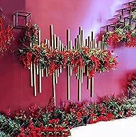 結婚式の背景の装飾花のペンダント結婚式のレセプションエリアの装飾花の結婚式の用品、姿勢の結婚式の小道具 1