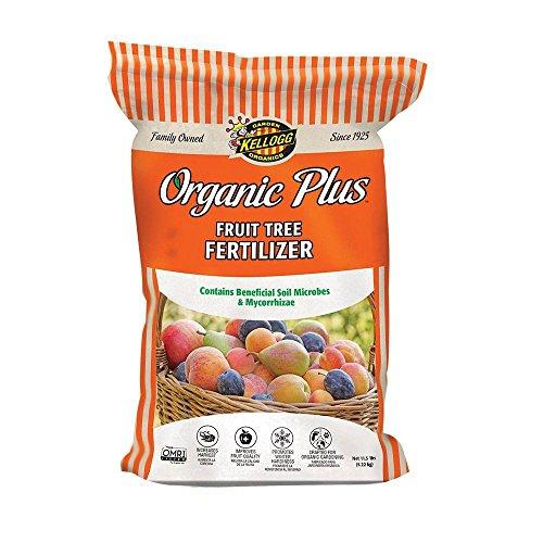 Kellogg Garden Organics 11.5 lb. Fruit Tree Fertilizer